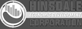 Hinsdale economic development corporation logo